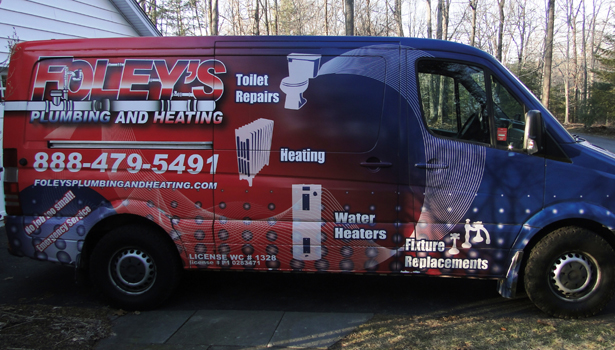 Foley's Plumbing and Heating, Danbury, Conn.