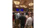 Attendees of the 2018 Uponor Convention at the Bellagio Hotel in Las Vegas