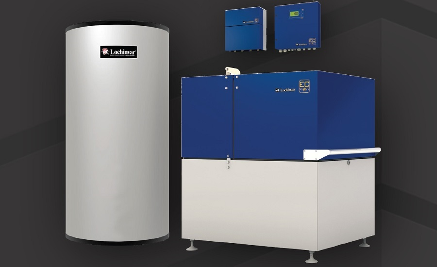 Micro CHP cogeneration product from Lochinvar
