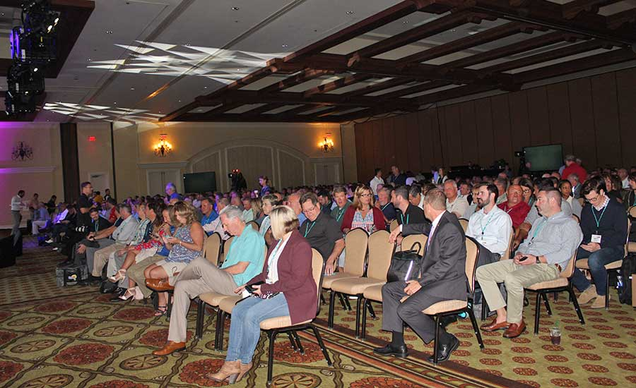 More than 750 people attended MSCA's 2018 Soar conference