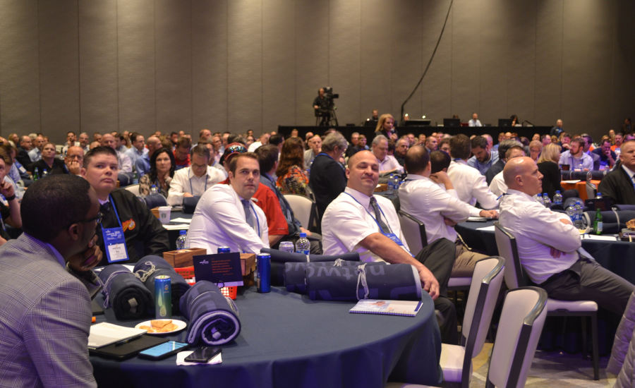 Attendees of Nexstar Network
