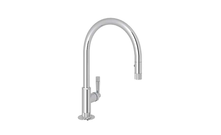 ROHL's Michael Berman Graceline Kitchen Faucet
