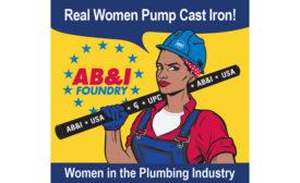 Iron Women Plumbers