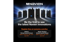 Navien Announces Virtual Launch Events