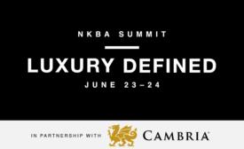 NKBA Luxury Kitchen Summit