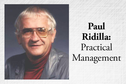 Paul Ridilla