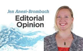 Jen Anesi Editorial Opinion