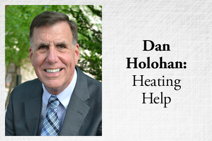 Dan Holohan October 2014 Author Image