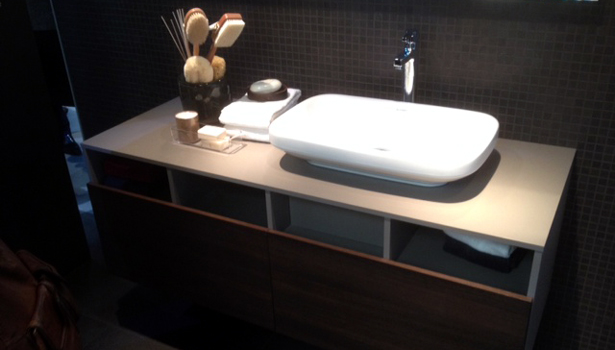 ISH Duravit booth- slideshow