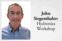 John Siegenthaler Hydrolics Workshop