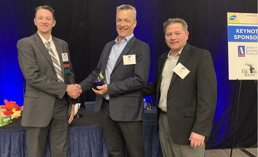 Uponor wins project of the year award for Hutchinson facility