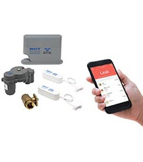 Reliance Detection Technologies' RSC-900 wireless leak detection system