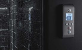 digital shower systems