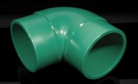 Aquatherm molded fittings