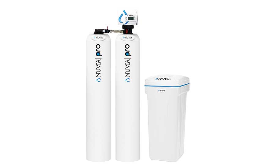Nuvia Water Technologies whole-house water filtration system