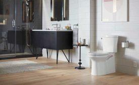Kohler complete flush toilet
