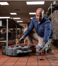 RIDGID FlexShaft drain cleaning machines
