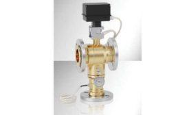 Caleffi electronic mixing valve