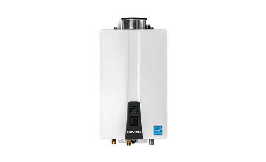 Navien non-condensing tankless water heater