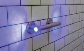 Evakare LED grab bar