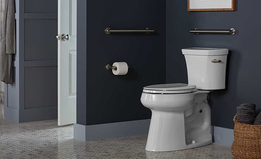Kohler Tall Toilet 2020 01 06 Plumbing Mechanical