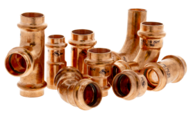 NIBCO copper pipe system fittings