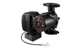Grundfos energy-efficient circulator