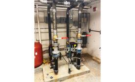 radiator system