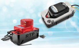 RectorSeal condensate tank pump