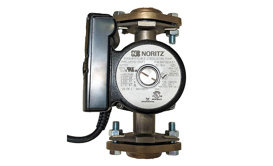 Noritz external pump kit
