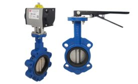 Red-White Valve Corp. butterfly valves