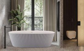 MTI Baths Bowie bathtub