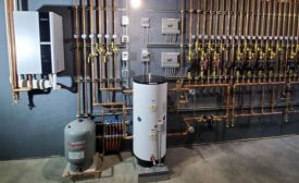 hydronic heat pump market