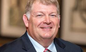 2020-2021 President Elect Joel Long