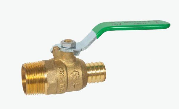 Matco-Norca PEX ball valves
