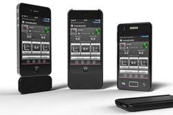 Electronic pump app