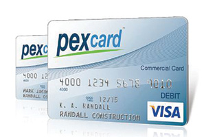 Commerical card program