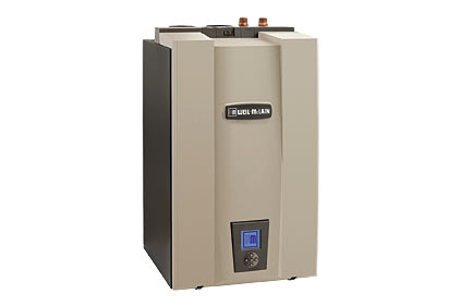 Energy Star-rated boiler