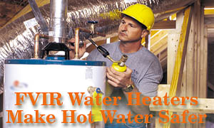 FVIR Water Heaters