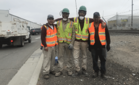 AB&I Foundry battles illegal dumping in East Oakland, California