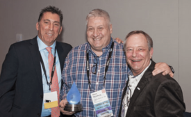 California Faucets Steven Weinberg DPHA Professional of the Year