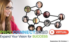 PHCCCONNECT2020 schedule