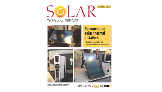 Solar Thermal Cover Slide