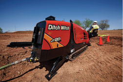 ditch witch feat