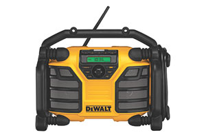 DEWALT work radio