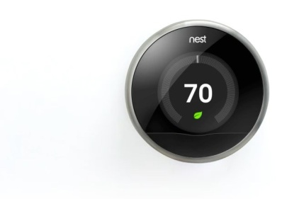 The Nest Thermostat-422