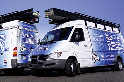 Truck Of The Month Kevin Cohen Plumbing Eugene Ore
