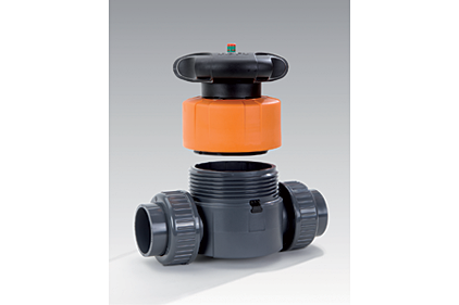 GF Piping Systems valve series