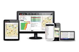 GOSInsight fleet-tracking app