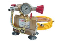 Reed test pump